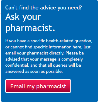 Contact A Pharmacist